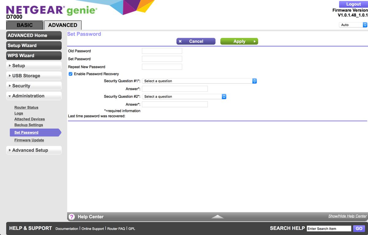 Setting up an OpenVPN server with Netgear and Viscosity